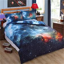 Unique Bedding Sets Amazoncom 3d Mysterious Boundless Galaxy Colorful Outer Space