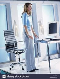 office relaxation. Workplace, Clerks, Gymnastics, Woman, Office Workers, Relaxation Exercises, Relaxation, Musculature, Position, Dehnübungen, Ergonomics, Change, E