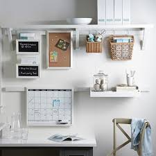 addison wall system wall mount office