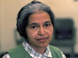 rosa parks shocker heroine s essay reveals rape attempt by white  rosa parks is seen in detroit in 1971 a newly discovered essay reveals she