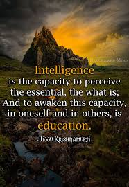 Krishnamurti Quotes Unique Ten Quotes By Jiddu Krishnamurti On Education And Understanding