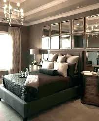 Lovely Mirrored Canopy Bed Furniture California King Mirrored Canopy ...