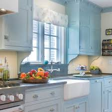 Light Blue Kitchen Light Blue Kitchen Canisters With Beautiful Hangin 1404x1000