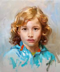 painting portrait tutorials portrait of a little boy portrait painting tutorials