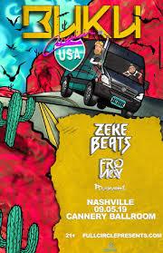 Bukus Cruisin Tour Nashville Tn 9 5