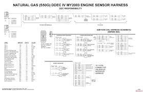 ddec 3 wiring diagram 1 manualuniverse co \u2022  at Detroit 60 Ser Ddec3 Ecm Wiring Diagram