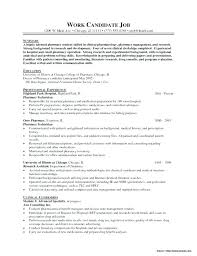 Sample Pharmacy Technician Resume Example For Hospital Tech Skills ...