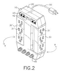 Extension cord plug wiring diagram australia patent us6897379 rotatable symbols tutorial 1680