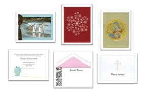 William Arthur Christmas Cards