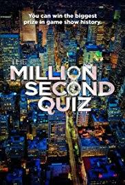 the million second quiz tv series imdb the million second quiz poster