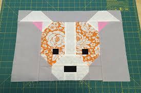 dog gone cute – Quilts By Laurel & Dog Gone Cute - Block #2 Adamdwight.com