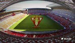 Estadio El Molinon Real Sporting De Gijon  Comprar Postales Estadio El Molinon Gijon