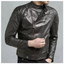 belstaff ivy bull leather jacket black 7