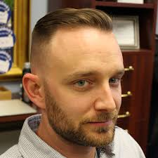 Hair Style For Men With Thin Hair bald fade with beard photo david alexander on haircuts for men 3189 by wearticles.com