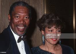 Morgan Freeman and Myrna Freeman during 7th Annual Martin Luther King...  News Photo - Getty Images