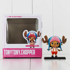 <b>1Pcs</b> 6.5cm <b>Anime One Piece</b> Tony Tony Chopper PVC Action ...