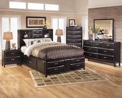 Ashley Furniture Kira Queen Storage Bed Sparks HomeStore & Home