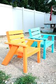 diy outdoor chair outdoor chair create the perfect backyard seating with these easy kids patio chairs