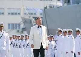 Iohannis, VIP de Ziua Marinei. A fost și Cîțu lângă el și au făcut poze ( Foto & Video) - spotmedia.ro