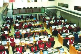 Image result for Trading Floor of the Nigerian Stock Exchange