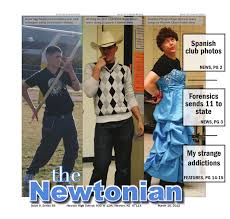 The Newtonian: March 16, 2012 by Railer News - issuu