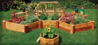 Small Picture Unique and Cool Raised Garden Bed Ideas