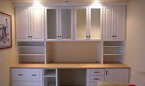 home office wall cabinets. Home Offices By K \u0026 L Custom Cabinets Office Wall E