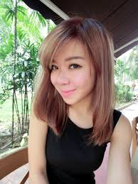 kenjo hair salon ash rose gold