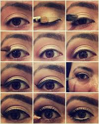 60s eye shadow tutorial eyeshadow beauty