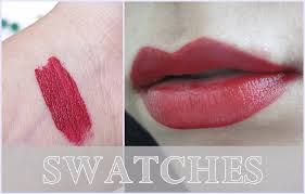 Maybelline 24 Hour Lipstick Color Chart Maybelline Superstay 24hr Dualended Lip Color Swatches