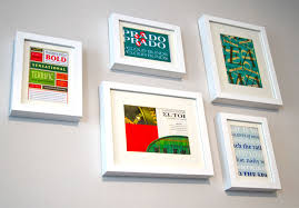office wall frames. Type Specimen Wall Art Office Frames Q