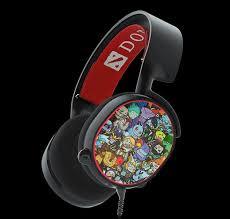 arctis 5 dota 2 edition gaming headset