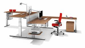 standing desk office. Image Of: Height Adjustable Desk Ideas Standing Office O