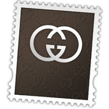 Gucci Logo Stamp Icon | Download Gucci icons | IconsPedia