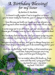 Prayer For My Sister Quotes Magnificent A Birthday Blessing For My Sister Vicky Carter Pinterest