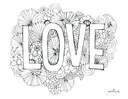 Coloring Pages Love Your Neighbor Yourself Bltidm