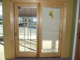 small sliding patio door blinds