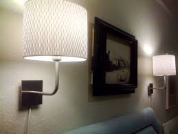 wall lighting living room. Brilliant Decoration Plug In Wall Lamps For Living Room Lighting