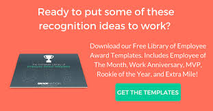 Employee Of The Month Free Online 39 Thoughtful Employee Recognition Appreciation Ideas For
