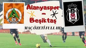 Alanyaspor Beşiktaş MAÇ ÖZETİ - YouTube