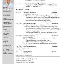 Open Office Resume Template Resume Open Office Templates Free Download Beautiful Thrilling 64