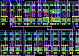 layout of an integrated circuit by nishant gupta and githin alapatt ic layout designer