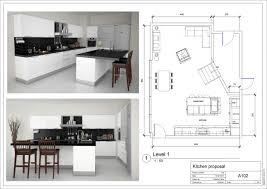 Small Picture Stunning Kitchen Design Layout Ideas L shaped Contemporary