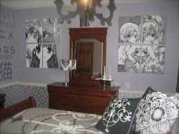 bedroom design anime homedecorations