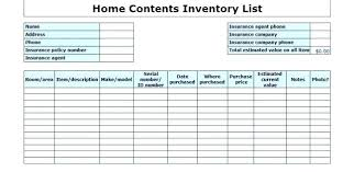Office Supplies Inventory Template