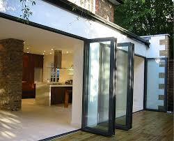 fold patio doors surbiton glass  ideas about aluminium sliding doors on pinterest sliding door rollers