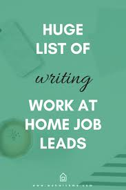 remote jobs for writers make wah me online jobs for writers