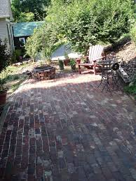 ... Captivating Brick Patio Idea: Brick Patio Designs for Furniture ...