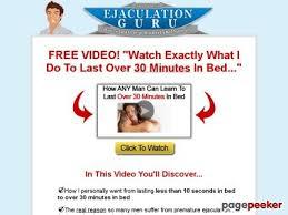 ejaculation guru how to last over 30 minutes in bed naturally ejaculation guru how to last over 30 minutes in bed naturally