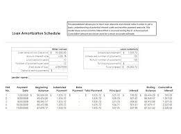 Loan Interest Spreadsheet Mortgage Excel Spreadsheet Free